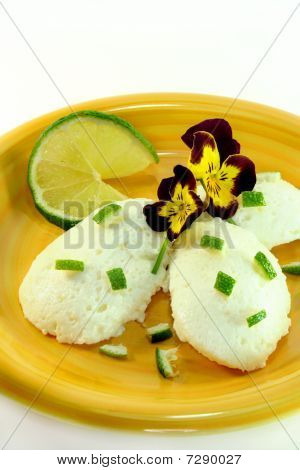 Lime Mousse