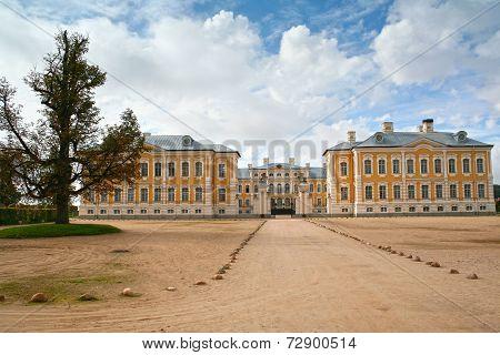 Rundale Palace, Latvia.