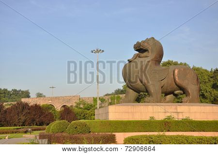 Bixie, Symbol of Nanjing, China