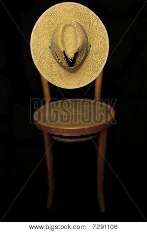 Alter Hut, alten Stuhl