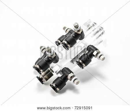 Co2 Precision Needle Valve