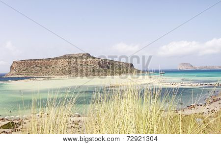 The Beautiful Balos Lagoon