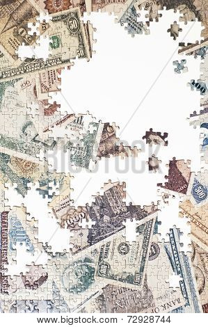 Banknote Puzzle