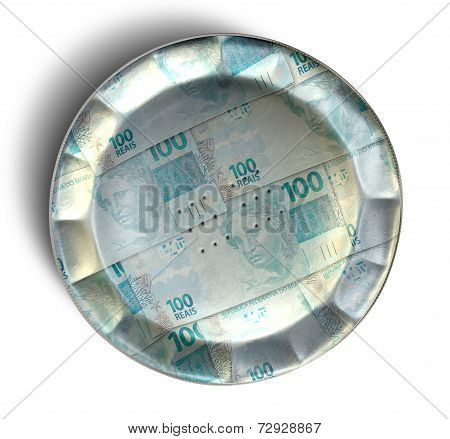 Money Pie Brazilian Real