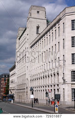 Faraday Building, London