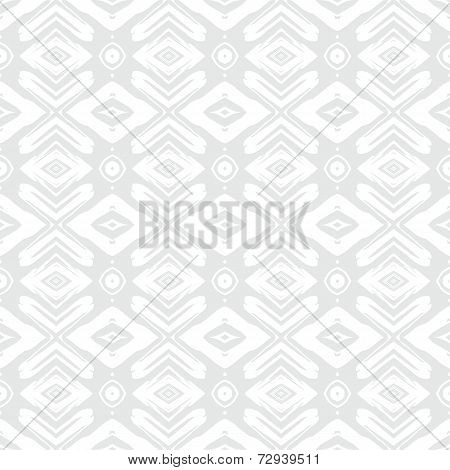Geometric texture in ethnic style