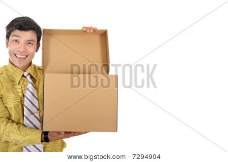 Asian Post Man