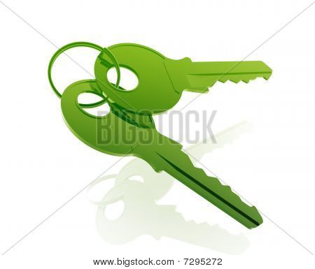 Keys On Keyring