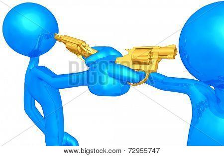 Gun Duel