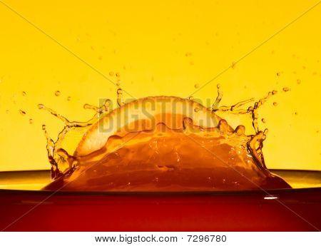 Sparks Orangensaft
