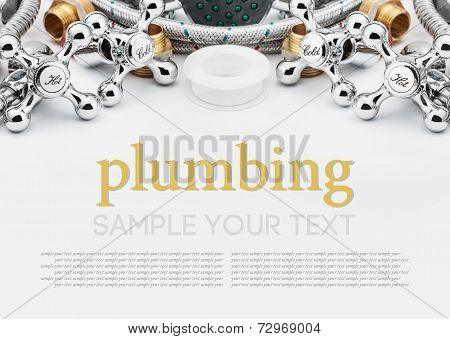 Plumbing And Tools