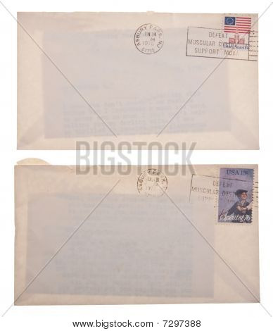 Two Letters From 1975