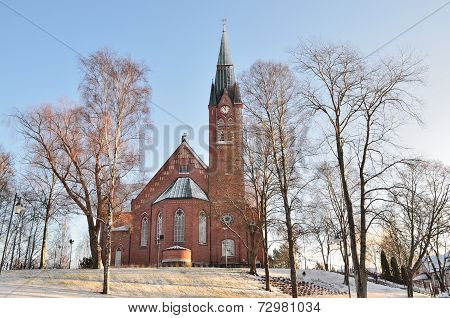 Finland. Forssa Cathedral