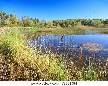 Kettle Moraine State Forest Wisconsin