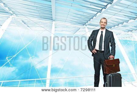 Businessman Travel