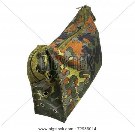Camouflage Military Bag