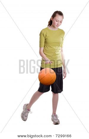 Teen Basketball
