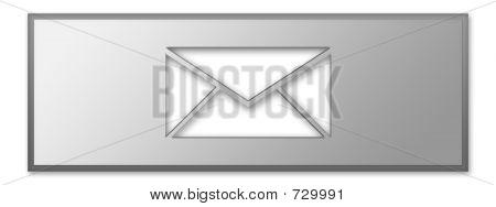 Grey Envelop