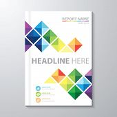 Cover Annual Report poster