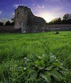 foto of ferrara  - The Walls of Ferrara  - JPG