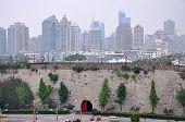 picture of gate  - Zhonghua Gate  - JPG