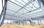 pic of structure  - The steel structure - JPG