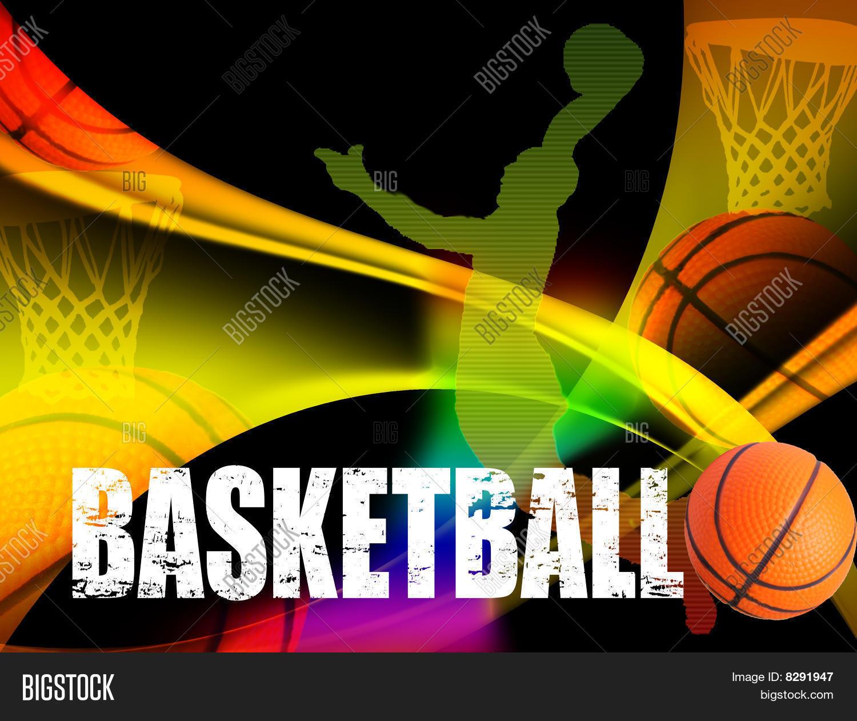 Basketball Background Vector Photo Bigstock