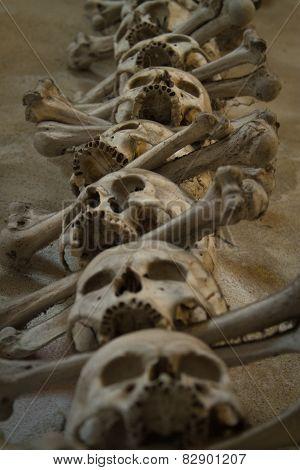 Ossuary.