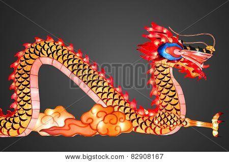 Chinese Dragon Lantern