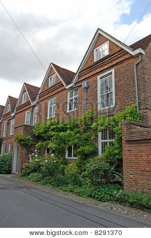 Izaak Walton residence, Winchester, Hampshire