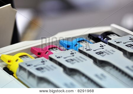 Color Printer Ink