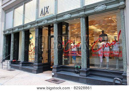 Fifth Avenue Armani