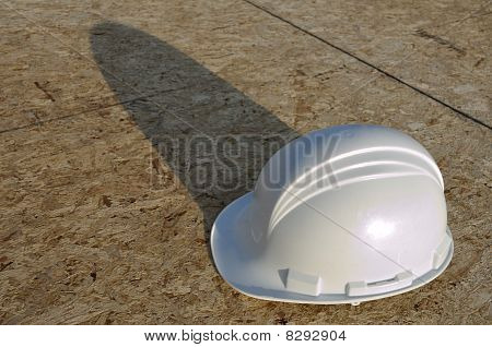 Hard Hat With Shadow