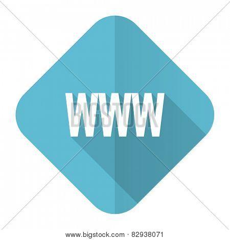www flat icon