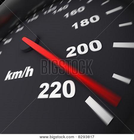 Speedometr