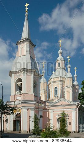 Saint Andrew's Cathedral, Saint Petersburg, Russia