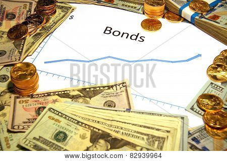 bonds rising