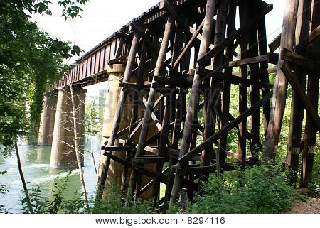 Train Truss, Cotter AR