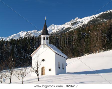 Chapell in Tirol