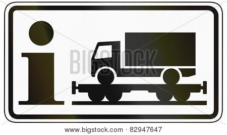 Information About Motorail For Lorries