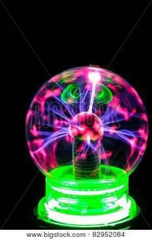 Tesla sphere