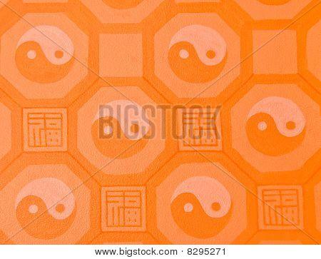 The Yin Yang Texture