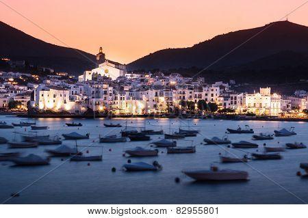 Cadaques, Costa Brava, Catalunia, Spain.