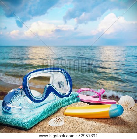 Beach Accessories For Relaxing On The Sand