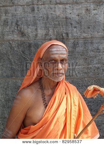 Shaivite sannyasi