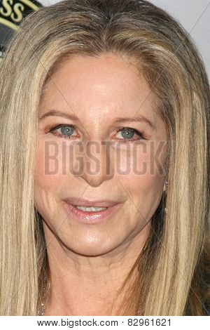 LOS ANGELES - FEB 15:  Barbra Streisand at the 2015 American Society of Cinematographers Awards at a Century Plaza Hotel on February 15, 2015 in Century City, CA