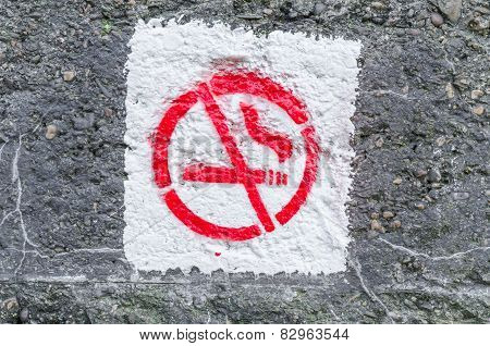 Smoking Bans Icon