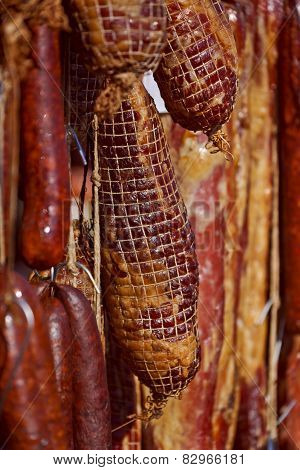 Cured Pork Meat
