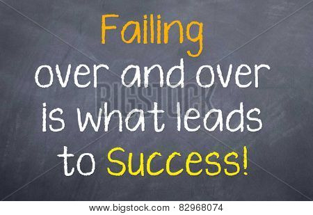 Failing over and over