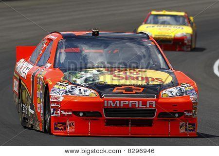 NASCAR: 25 de julho Brickyard 400